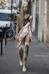 LOOK31 NEITH NYER PARIS FASHION WEEK SS19 Fashiondailymag bleumode