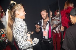 BACKSTAGE STORIES: wicked at the BLONDS