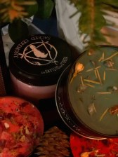 HOLIDAY CANDLE MOOD REBELS and outlaws thompson chemists x fashiondailymag 1