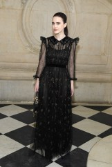 rachel brosnahan Christian Dior PHOTOCALL COUTURE SS19 PARIS fashion daily mag