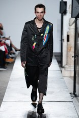 London Fashion Week Mens Spring Summer 2020 - Charles Jeffrey Loverboy ph chris yates FashionDailyMag