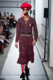 London Fashion Week Mens Spring Summer 2020 - Charles Jeffrey Loverboy chris yates photo fashiondailymag