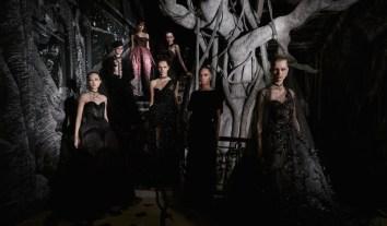 DIOR_HAUTE COUTURE_AUTUMN-WINTER 2019-2020_GROUPSHOT_© Camille Vivier pour Dior