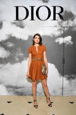 DIOR COUTURE fall 2019 people FashionDailyMag brigitte segura curator 20