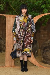 PARIS, FRANCE - SEPTEMBER 24: Hannah Chan attends the Christian Dior Womenswear Spring/Summer 2020 show as part of Paris Fashion Week on September 24, 2019 in Paris, France. (Photo by Pascal Le Segretain/Getty Images)