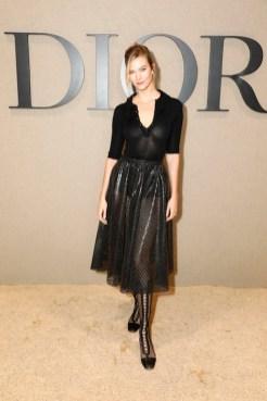 karlie kloss Christian Dior : Photocall - Paris Fashion Week - Womenswear Spring Summer 2020