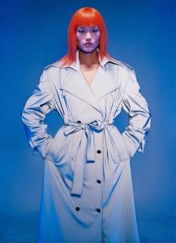 YOUNG DESIGNER SCARLET SAGE fashion daily mag #brigittesguracurator 599