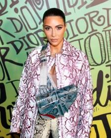 kim kardashian Dior HommeMiamiPre - Fall 2020Menswear - Fashion Daily Mag