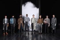 DIOR MEN'S WINTER 20 21 - GROUPSHOT BY BRETT LLOYD FOR DIOR fashiondailymag brigitteseguracurator copy