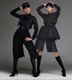 MAXMARA campaign meisel hadid joan smalls FashionDailyMag brigitteseguracurator