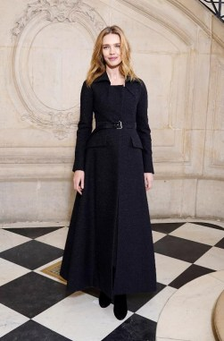 DIOR HAUTE COUTURE SS20 CELEBRITIES PARIS COUTURE FASHION WEEK FASHIONDAILYMAG BRIGITTESEGURACURATOR 1