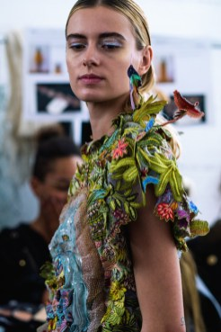 Rahul Mishra PFW FashionDailyMag Brigitteseguracurator ph Joy 007 STAYHOME STAYINSPIRED FLOWER POWER fashion week 2020 FASHIONDAILYMAG brigitteseguracurator