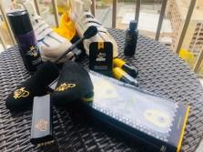 gifts 2020 kids CREP SNEAKER PROTECTION by BRIGITTE SEGURA FASHION DAILY MAG x neilyojhi