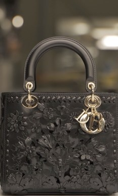 Dior - savoir-faire of the French Couture House K11 CR fashiondailymag brigitteseguracurator 1 LADY DIOR BAG