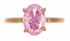 Lot 77_Colored Diamond Ring MAGNIFICENT JEWELS CHRISTIES 2021 brigitteseguracurator fashion daily mag