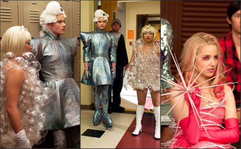Glee and Lady Gaga