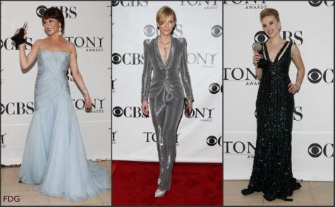 Tony Awards Celebrities 1