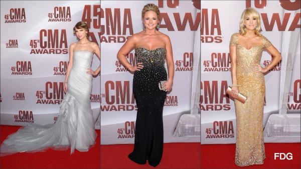 CMA Awards 2011 Red Carpet