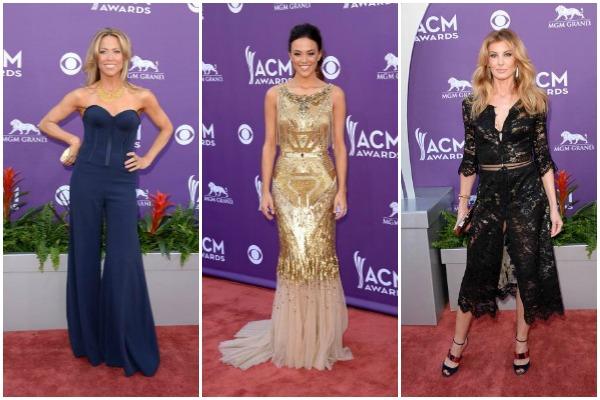 ACM Awards 2013 Red Carpet Fashion 2