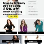 Lord & Taylor Friends and Family Sale: Save 25% on your purchases