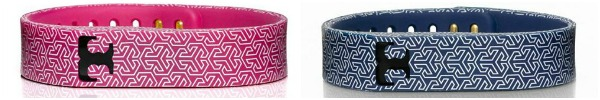 Tory Burch Fitbit Silicone Bracelets