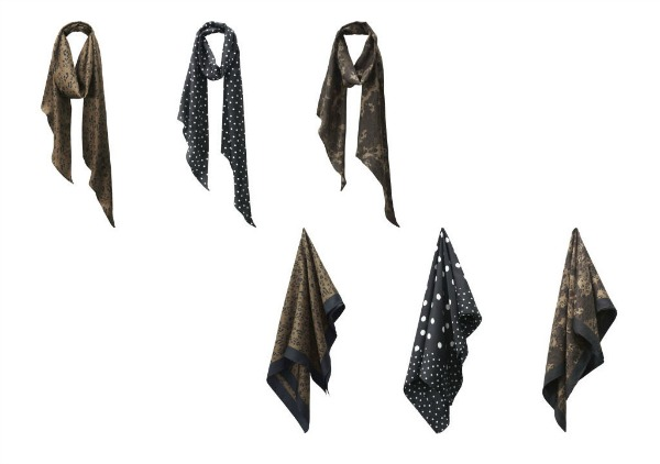 Carine Roitfeld X Uniqlo collection