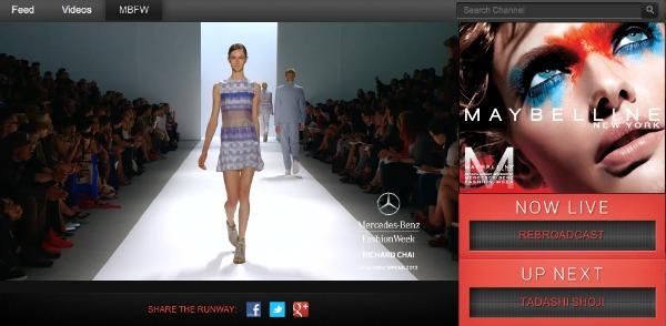 Fashion Development Group invites you to NY Fashion Week S/S 2013 LIVE