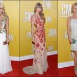 CMA Awards 2012 red carpet: Best Dressed