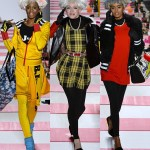 Betsey Johnson Fall 2013 collection: BJ Kicks A
