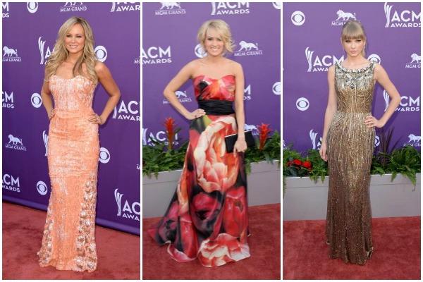 ACM Awards 2013 Red Carpet Fashion 1