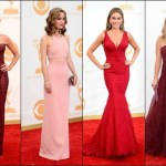 Emmy Awards 2013 Red Carpet Fashion