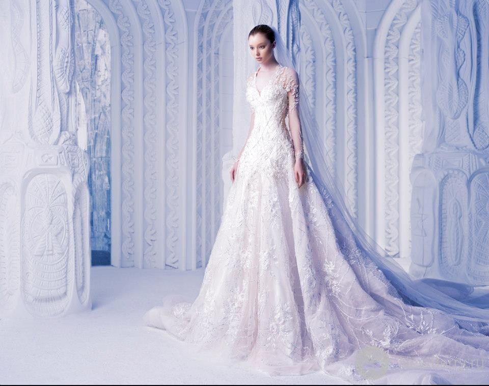 Michael Cinco Haute Couture Wedding Dresses