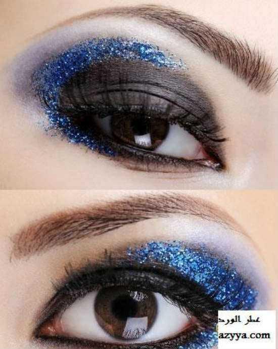 Вечерний макияж для карих глаз фото – красивый легкий и ...