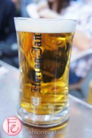 Bier Markt's Göed Schlurpin' Und Schmakken Patio Party