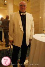 Peter W. Jackson (President of DHI) wearing: Wallass