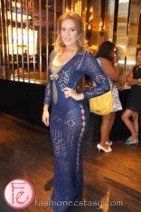 Suzanne Rogers @ Walk the One Way Diesel Fashion Show