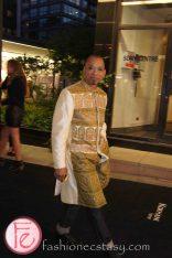 Billy Newton Davis @ M.A.C VIVA Glam Fashion Cares 25