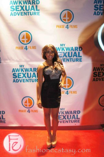 My Awkward Sexual Adventure After Party - Malinda Shankar (Degrassi)