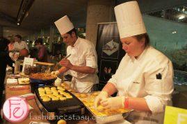 Eat to The Beat 2012 @ Roy Thomson Hall - Joan Monfaredi, Park Hyatt Hotel