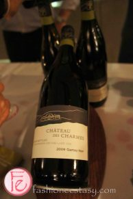 Eat to The Beat 2012 @ Roy Thomson Hall - Chateau Des Charmes