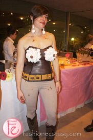 Eat to The Beat 2012 @Roy Thomson Hall - Chocolate & Marshmallow outfit