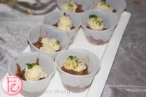 2012 Chocolate Ball - Culinary Adventure Company: Braised beef in walnut, chili and chocolate.