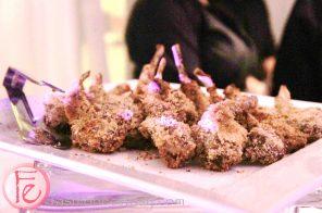 mini herb crusted lamb chops by Boccachio Ristorante