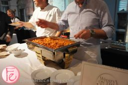 House made russet PEI potato gnocchi with veal ragout sauce by George Taluri & Eron Novalski, Noce & Aria @ 2012 What's On The Table