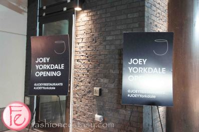 Joey Yorkdale Grand Opening