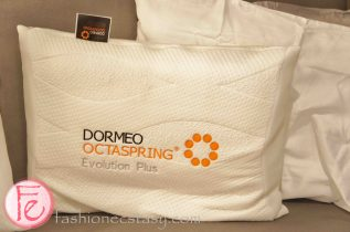 Octaspring pillows @ Octaspring Dream Lounge Pop Up Event