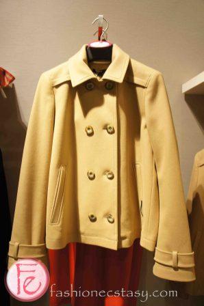 Pastel Brown Jacket ($650)