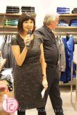 Bernadette Morra - Hugo Boss Yorkdale Grand Opening Party ft. Fashion Magazine Trend Report