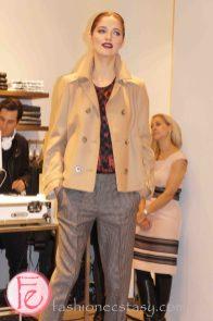 trend: camel color, boxy jackets