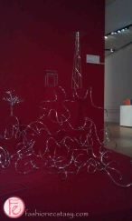 Line of Landscape by Ta Hsien Jen - Elle 21st Anniversary 'Art Meets Fashion @ Bellavita